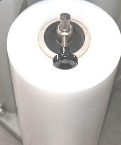 Palletwikkelfolie, machinerollen, 270% rek, transparant, 20 My dik, 50 cm x 1.700 m per rol-0