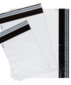 Koerierszakken, met sluitstrip, 250 x 310 + 50 mm-0