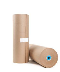 Bruinkraft, 70 grams, 100 cm breed, ca. 25 kilo per rol, ca. 300 meter per rol-0