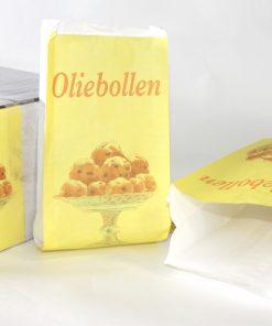 Oliebolzakken, 0,5 pond, 10 kilo per doos-0